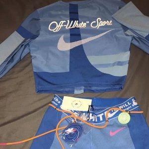 Nike/OffWhite Set